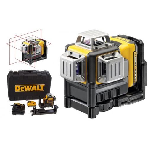 Linijinis lazerinis nivelyras DeWALT DCE089D1R