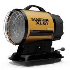 Dyzelinis infraraudonųjų spindulių šildytuvas MASTER XL 61