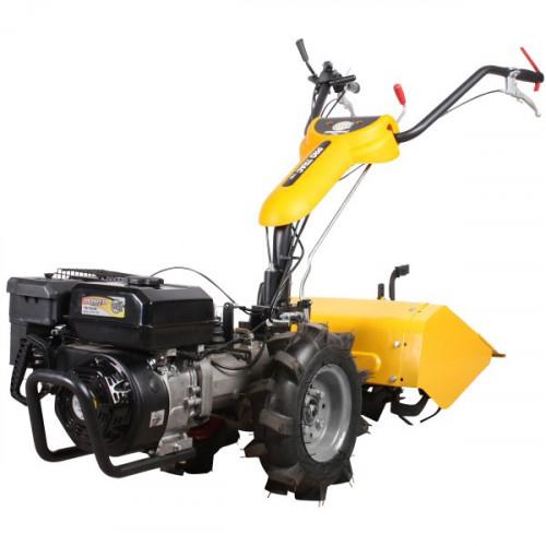 Motoblokas Texas Pro Trac 750TG bazė + kultivatorius