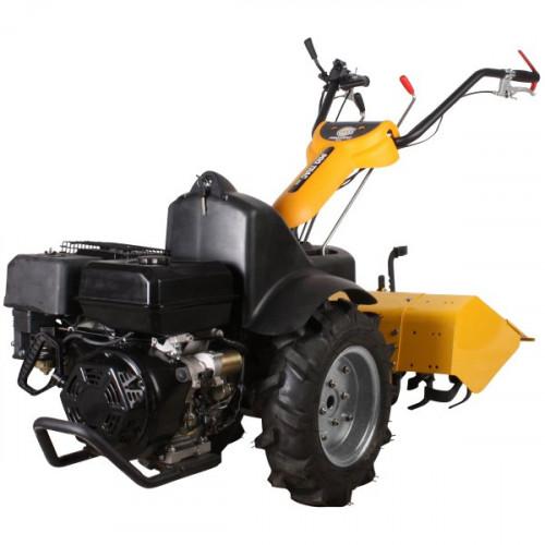 Motoblokas Texas Pro Trac 950TGE bazė + kultivatorius