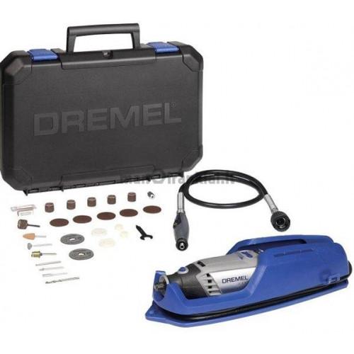 Elektrinis rotacinis įrankis Dremel 3000 + 25 priedai (3000-1/25 EZ)