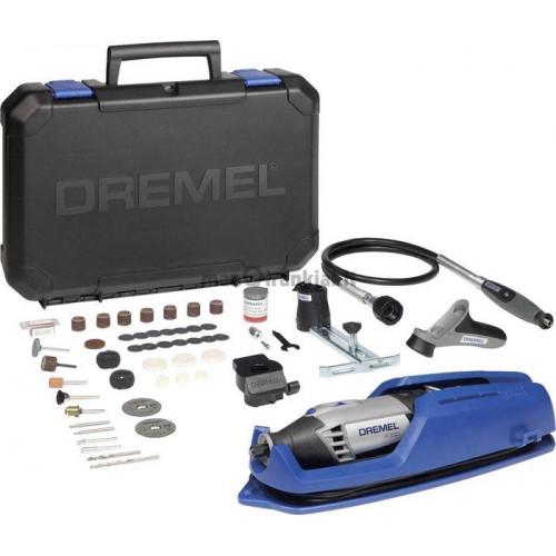 Dremel 4000 serijos rotacinis įrankis DIGITAL + 65 priedai (4000-4/65 EZ)