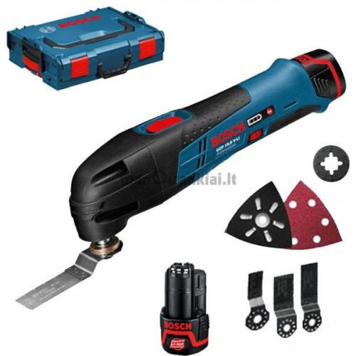 Akumuliatorinis daugiafunkcinis įrankis Bosch GOP 10,8 V-LI Professional