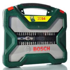 Bosch Promoline 54 dalių priedų rinkinys
