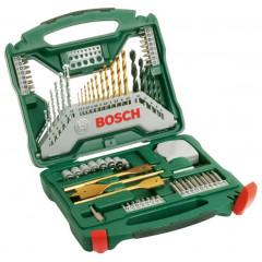 Bosch Promoline 70 dalių priedų komplektas TITANIUM