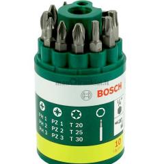 Sukimo antgaliai Bosch (10 vnt.)