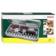Bosch Promoline 46 dalių priedų komplektas