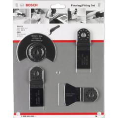 Universalus rinkinys darbui su mediena Bosch (4vnt.)