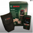 Lazerinis atstumų matuoklis Bosch PLR 30 C