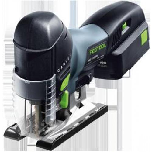 Akumuliatorinis siaurapjūklis PSC 420 EB/GG-Plus Li 18