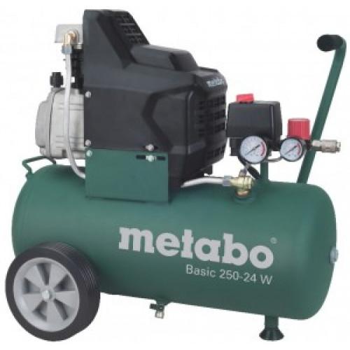 Kompresorius Metabo Basic 250-24 W