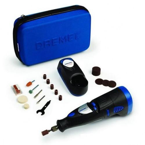 Akumuliatorinis daugiafunkcinis įrankis DREMEL® 7700 (7700-30) + 30 priedų
