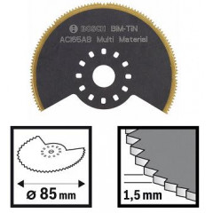 Segmentinis pjūklas Bosch ACI 85 EB