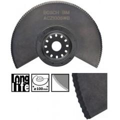 Segmentinis pjūklas su banguotais ašmenimis Bosch ACZ 100 SWB