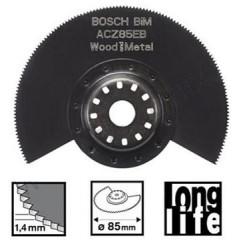 Segmentinis pjūklas Bosch ACZ 85 EB