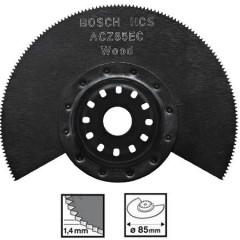 Segmentinis pjūklelis medienai Bosch ACZ 85 EC