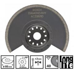 Deimantinis įpjaunamasis pjūklelis Bosch ACZ 85 RD
