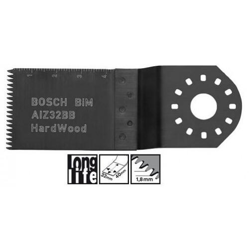 Įpjaunamasis pjūklelis kietai medienai Bosch AIZ 32 BB