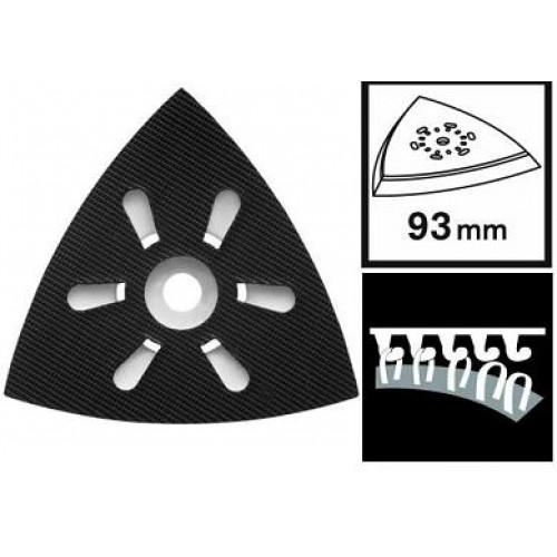 Trikampė šlifavimo plokštė Bosch AVI 93 G (93mm)