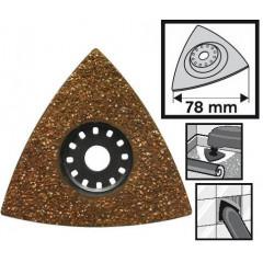Trikampė šlifavimo plokštė Bosch AVZ 78 RT