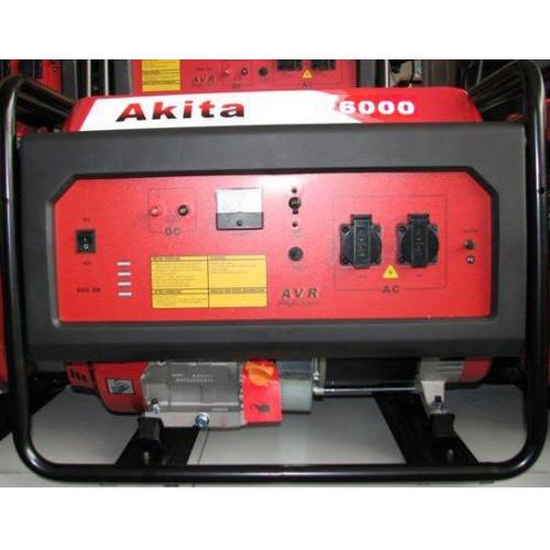 Generatorius Akita R6000 (6kW, vienfazis)