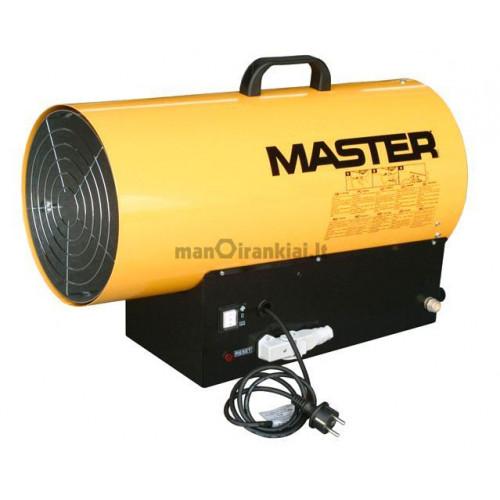 Dujinis šildytuvas Master BLP 53 M