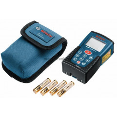 Lazerinis atstumų matuoklis Bosch DLE 40 Professional