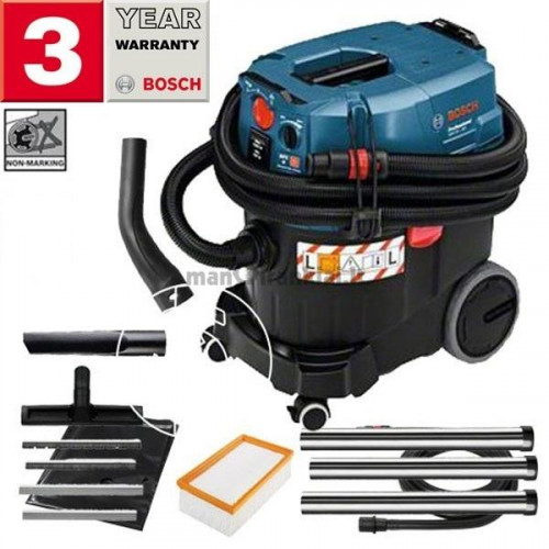 Universalus dulkių siurblys Bosch GAS 35 L SFC+ Professional