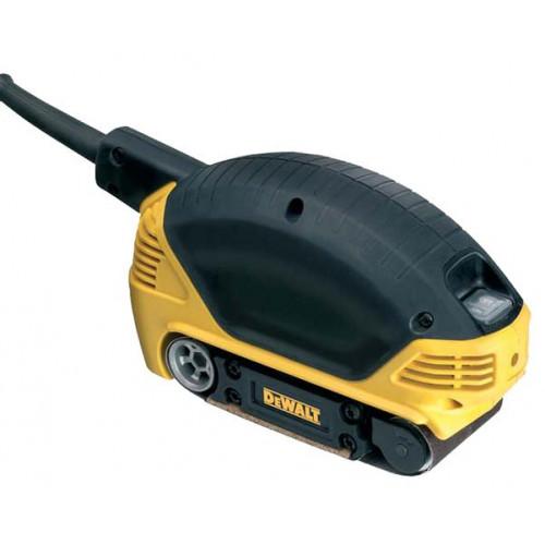 Juostinis šlifuoklis DeWALT D26480 (500W)
