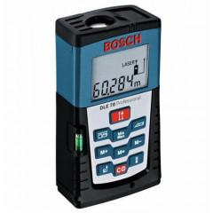 Lazerinis atstumų matuoklis Bosch DLE 70 (IŠPARDUOTA)