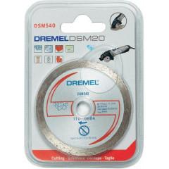 DREMEL DSM540 deimantinis plytelių pjovimo diskas DSM20 įrankiui