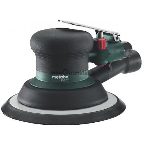 Ekscentrinis šlifavimo įrankis Metabo DSX 150