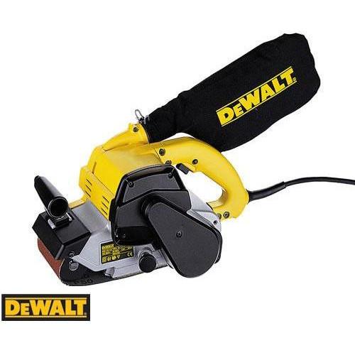Juostinis šlifuoklis DeWALT DW650E (1100W)