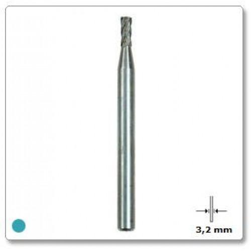 Kūginė freza HSS 2 mm Dremel (193)