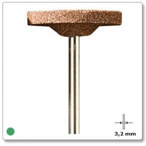 Aliuminio oksido šlifavimo akmuo 25,4 mm Dremel (8215)