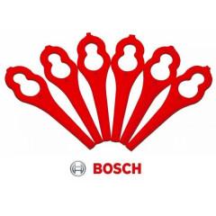 Saugūs plastmasiniai peiliai (24 vnt.) Bosch ART 26 ACCUTRIM