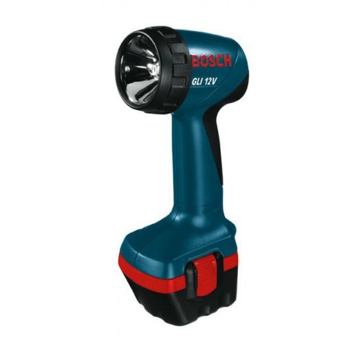 Akumuliatorinis  prožektorius Bosch GLI 12 V Professional  (be akum. ir kroviklio)