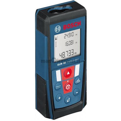 Lazerinis atstumų matuoklis Bosch GLM 50 Professional