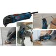 Daugiafunkcinis įrankis Bosch GOP 250 CE Professional