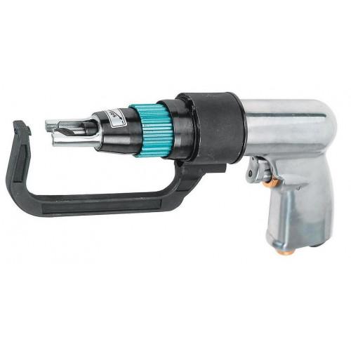 Pneumatinis įrankis kontaktiniams suvirinimo taškams nugręžti JA-6246U (JAD 1015) su prispaudėju