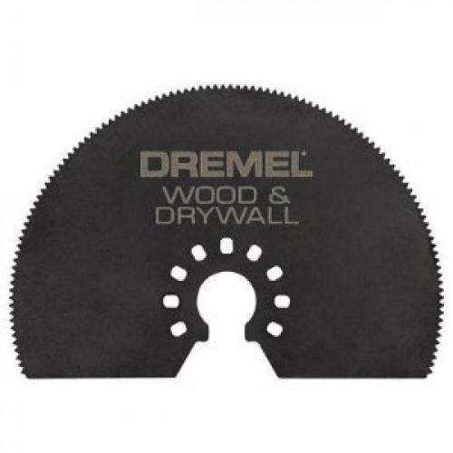 DREMEL Multi-Max medienos ir gipskartonio pjūklo ašmenys (MM450)
