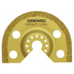 DREMEL Multi-Max ašmenys, skirti šalinti kalkių skiedinį (MM501)