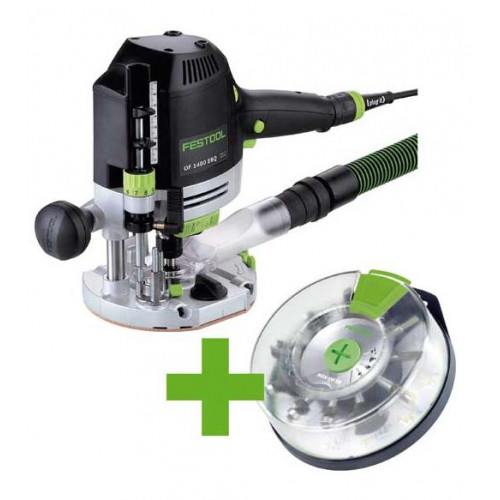 Frezeris Festool OF 1400 EBQ-Plus+Box-OF-S 8/10x HW