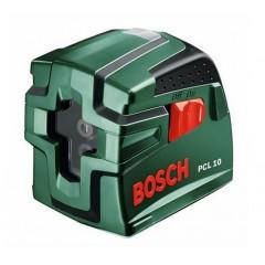 Kryžminių linijų lazeris Bosch PCL 10