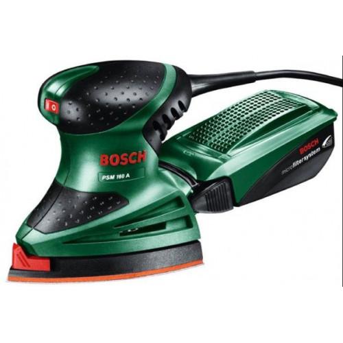 Univeraslus šlifuoklis Bosch PSM 160 A