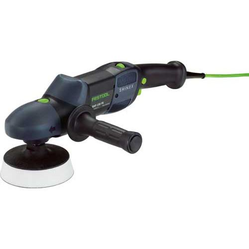 Rotacinis poliravimo įrankis Festool SHINEX RAP 150 FE