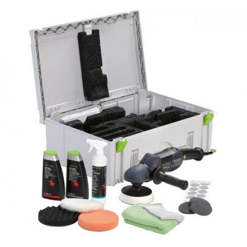 Rotacinis poliravimo įrankis Festool SHINEX RAP 150 FE-Set