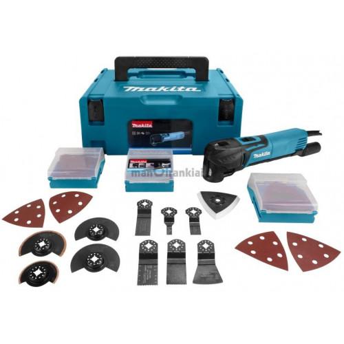 Universalus švytuoklinis įrankis Makita TM3010CX2J