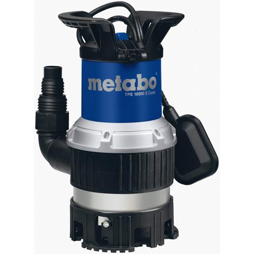 Vandens-purvo siurblys Metabo TPS 16000 S Combi