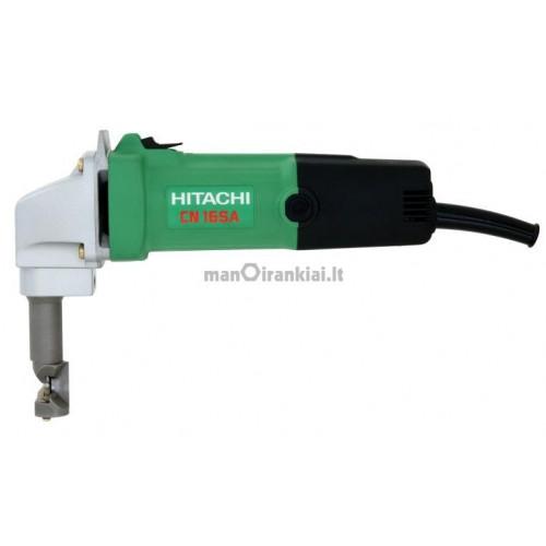 Metalo kirpimo žirklės Hitachi CN16SA